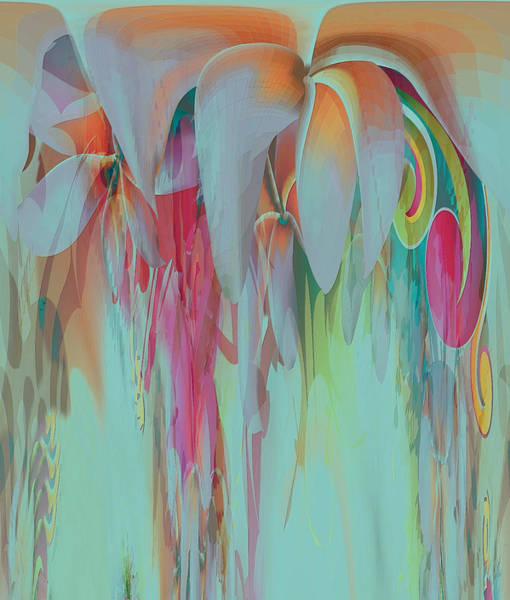 Digital Art - Abstract No 14 by Robert Kernodle