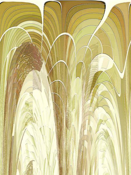 Digital Art - Abstract No 15 by Robert Kernodle