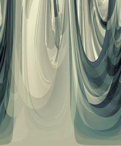 Digital Art - Abstract No 17 by Robert g Kernodle