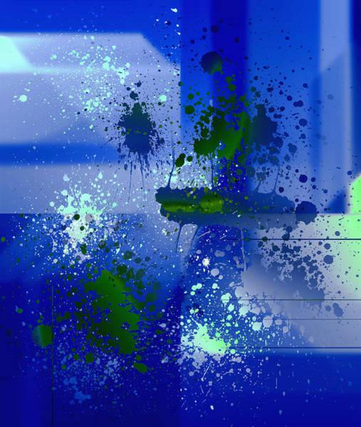 Digital Art - Digital Abstract No. 7 by Robert Kernodle