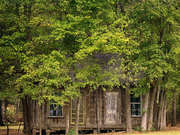 Photograph - Dilapidated House by Charles McKelroy