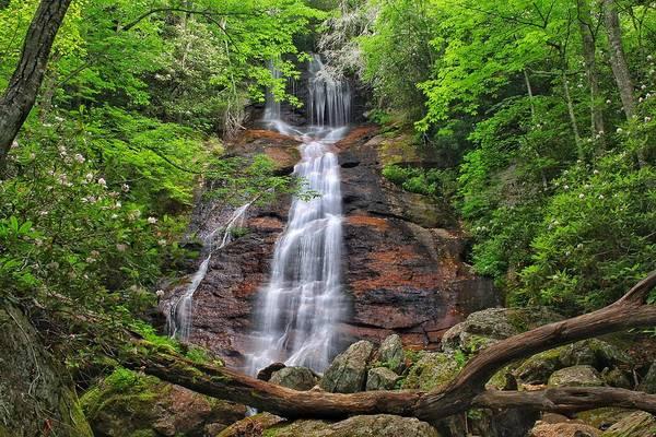 Photograph - Dill Falls by Chris Berrier