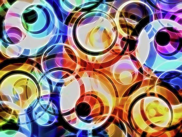 Digital Art - Dimensions by Lutz Baar