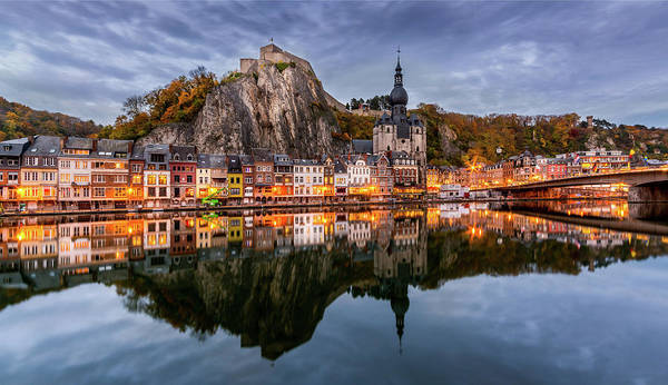 Photograph - Dinant by Mario Visser