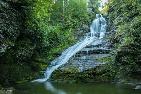 Photograph - Dingmans Falls by Chris Berrier