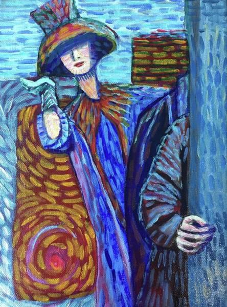 Painting - Direction by Cherylene Henderson