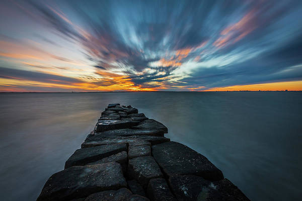 Photograph - Direction - Sullivan's Island Sc by Donnie Whitaker