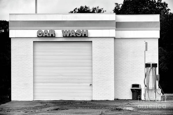 Car Wash Photograph - Dirty Cars by Patrick M Lynch