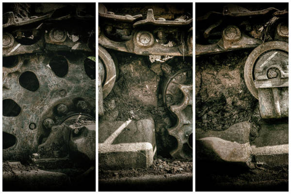 Photograph - Dirty Cog by John Williams
