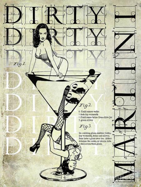 Wall Art - Photograph - Dirty Martini by Jon Neidert