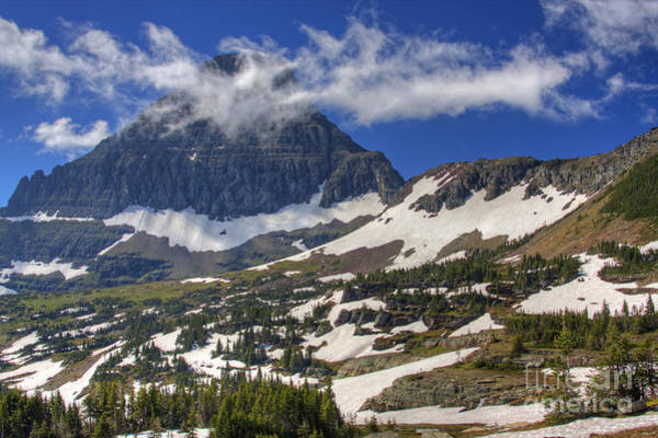 Photograph - Disappearing Cloud by Katie LaSalle-Lowery