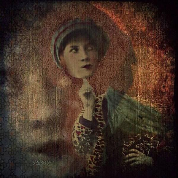 Digital Art - Disconnect by Delight Worthyn