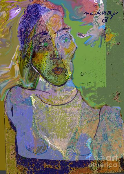 Dismay Art Print by Noredin Morgan