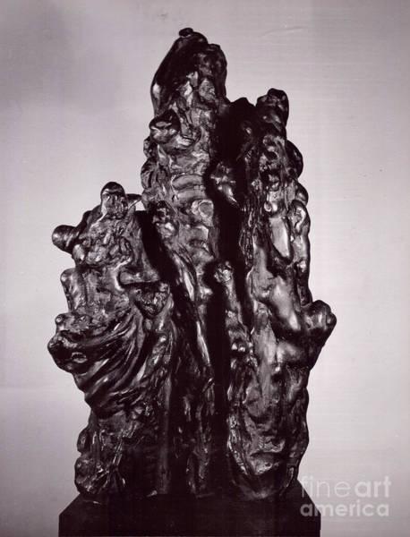 Sculpture - Disposition  by Robert F Battles