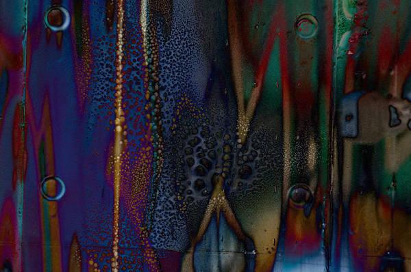 Disrupted Graffiti Art Print by John Ricker