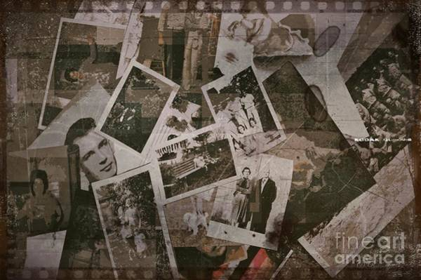 Photograph - Distant Memories by Donna Bentley