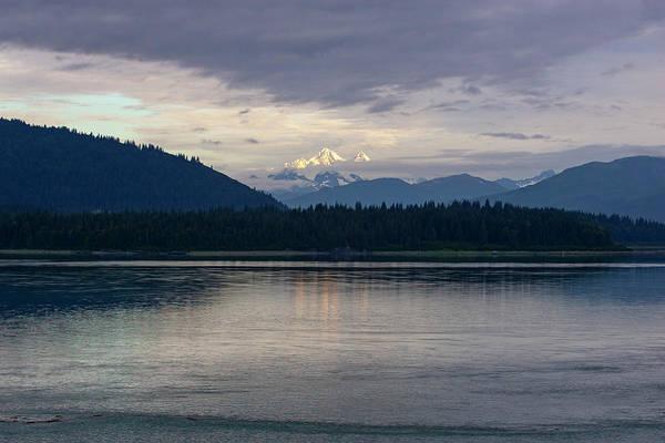 Photograph - Distant Peaks by Anthony Jones