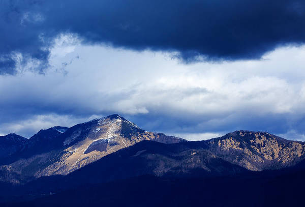 Wall Art - Photograph - Distant Storm by Ian Middleton