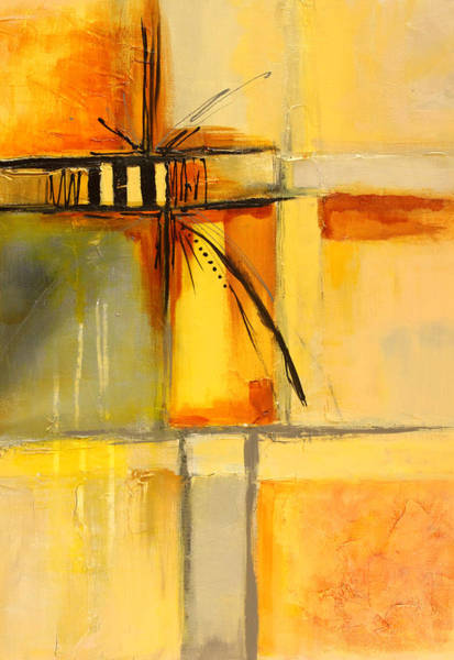 Wall Art - Painting - Distractions 1 Abstract Painting by Nancy Merkle