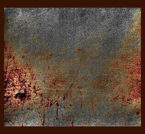 Digital Art - Distressed Scratched  by Swedish Attitude Design