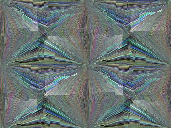 Divergence Digital Art - Divergence by Tim Allen