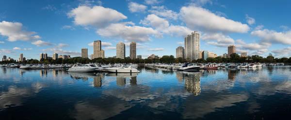 Wall Art - Photograph - Diversey Harbor Chicago by Steve Gadomski