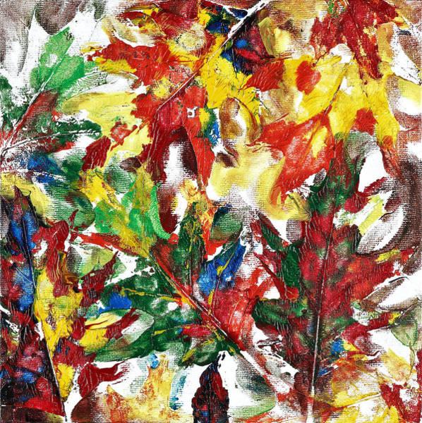 Diversity Of Colors Art Print
