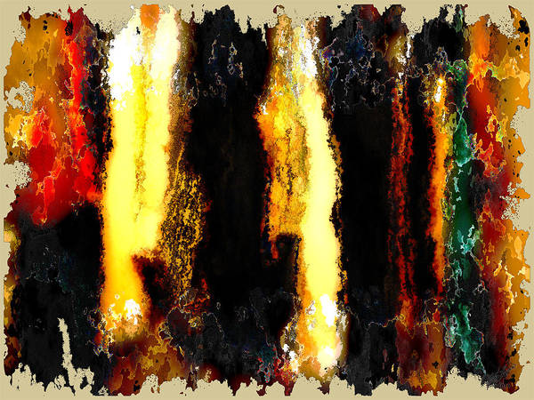 Wall Art - Digital Art - Diversity by The Art Of JudiLynn