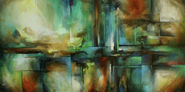 Wall Art - Painting - Divinare by Michael Lang