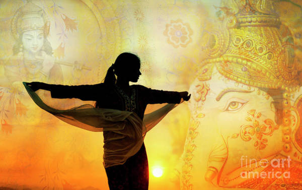 Wall Art - Photograph - Divine Dance by Tim Gainey