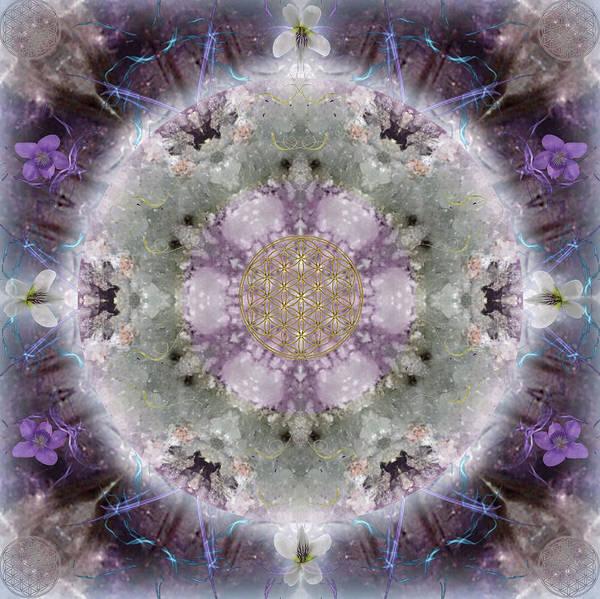 Digital Art - Divine Love by Alicia Kent