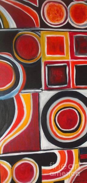 Painting - Divine Magnetism by Yael VanGruber