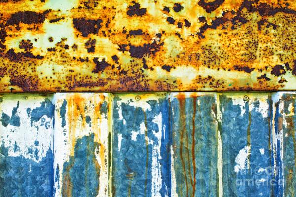 Wall Art - Photograph - Division by Silvia Ganora