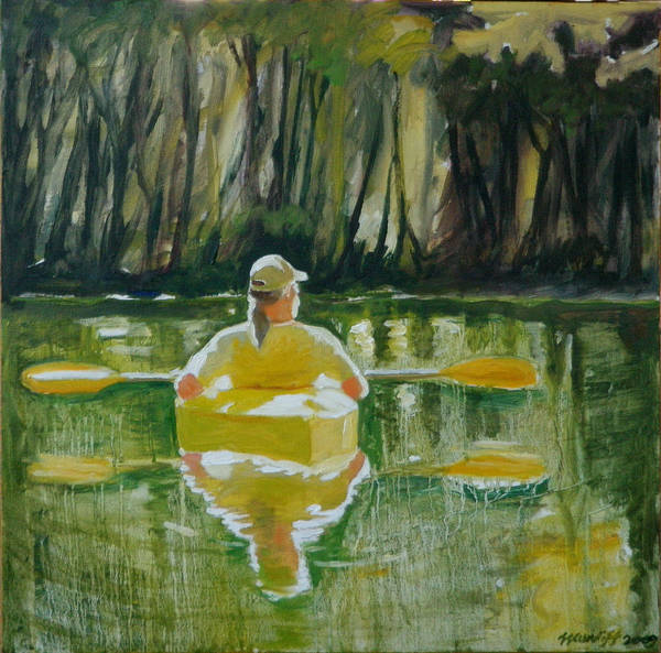 Painting - Dix River Redux by Laura Lee Cundiff