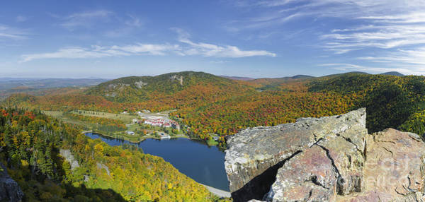 Photograph - Dixville Notch State Park - Dixville Notch New Hampshire  by Erin Paul Donovan