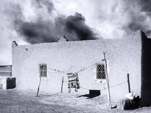 Wall Art - Photograph - Djellaba by Dominic Piperata
