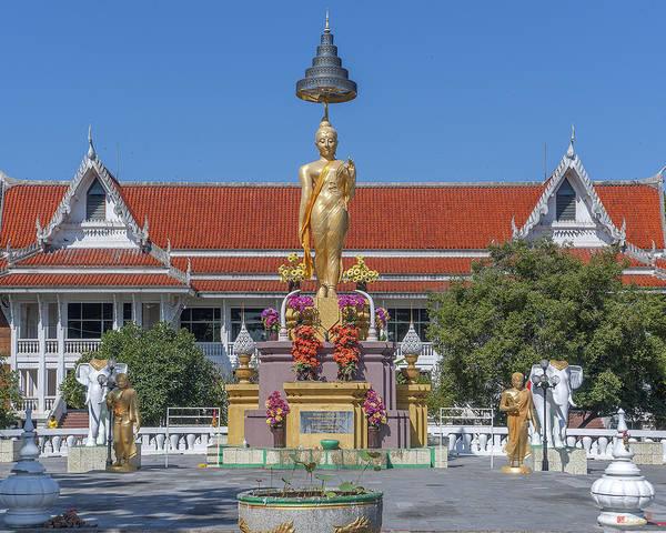 Photograph - Djittabhawan College Buddha Shrine Dthcb0161 by Gerry Gantt