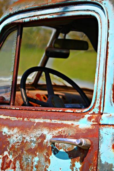 Wall Art - Photograph - Do You Need A Ride- Fine Art by KayeCee Spain