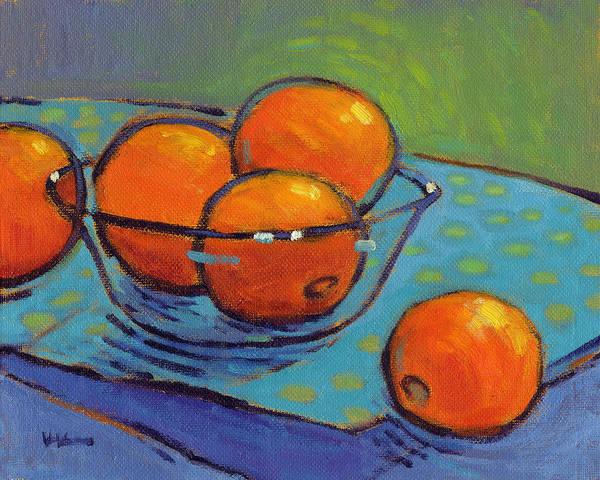Painting - Do You Polka? by Konnie Kim