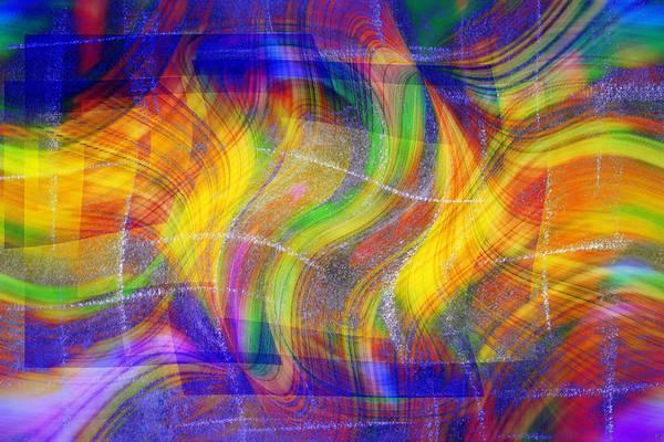 Phantasy Digital Art - Do You Think So? by Nicci Frescamente