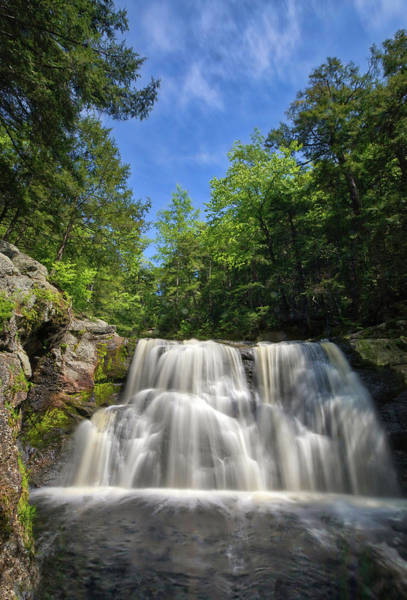 Photograph - Doane's Waterfalls by Juergen Roth