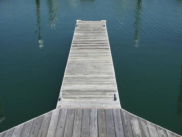 Photograph - Dock by Frank Romeo