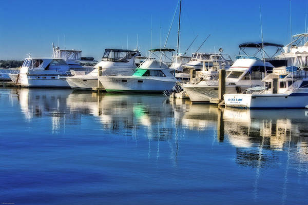 Wall Art - Photograph - Dock O' The Bay by Ches Black