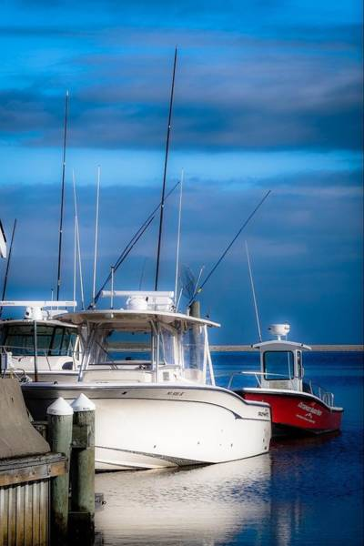 Photograph - Docked And Quiet by Kendall McKernon