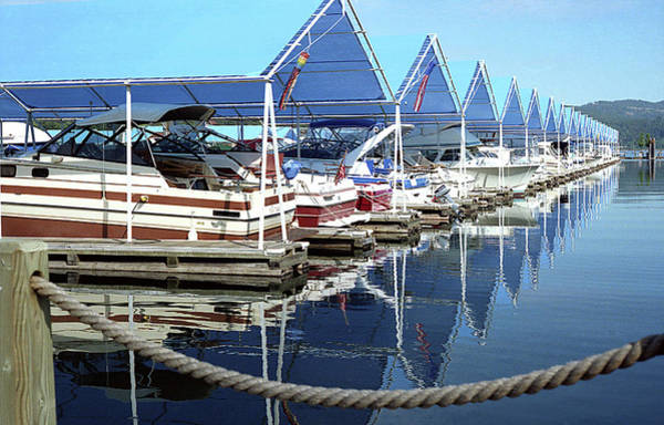Photograph - Docked Boats by Emanuel Tanjala