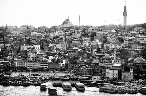 Photograph - Docked In Istanbul by John Rizzuto