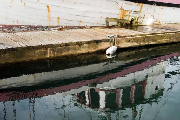 Photograph - Dockside by Robert Potts