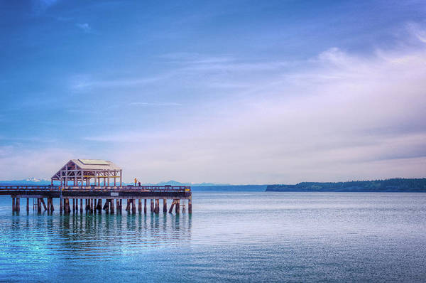 Port Townsend Photograph - Dockside by Spencer McDonald