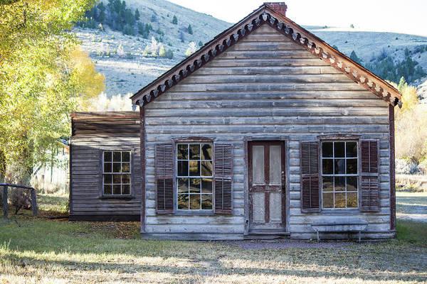 Photograph - Doc's House by Teresa Wilson