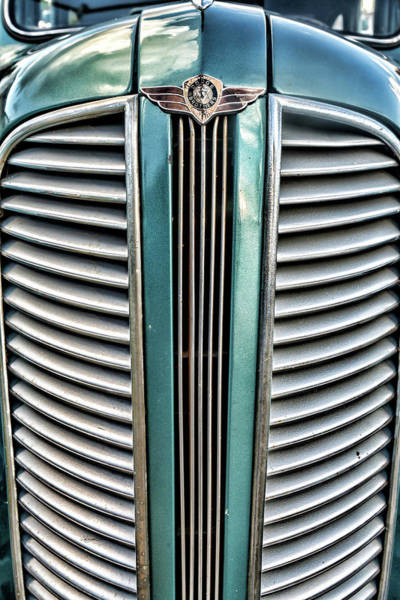 Photograph - Dodge Brothers Blue by Sharon Popek